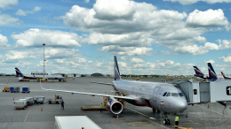 ライトレールさんが、シェレメーチエヴォ国際空港で撮影したアエロフロート・ロシア航空 A320-214の航空フォト(飛行機 写真・画像)