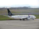 いぶちゃんさんが、新潟空港で撮影した全日空 737-881の航空フォト(写真)