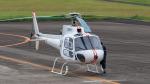 RZ Makiseさんが、種子島空港で撮影した鹿児島国際航空 AS350B Ecureuilの航空フォト(写真)