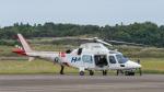 RZ Makiseさんが、種子島空港で撮影した鹿児島国際航空 A109E Powerの航空フォト(写真)