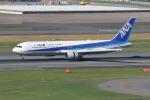sumihan_2010さんが、福岡空港で撮影した全日空 767-381/ERの航空フォト(写真)