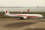 wingace752さんが、羽田空港で撮影した航空自衛隊 777-3SB/ERの航空フォト(写真)