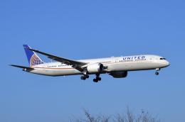 航空フォト:N14001 ユナイテッド航空 787-10