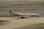 wingace752さんが、羽田空港で撮影したWILMINGTON TRUST CO TRUSTEE Gulfstream G650ER (G-VI)の航空フォト(写真)