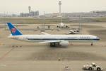 wingace752さんが、羽田空港で撮影した中国南方航空 777-31B/ERの航空フォト(写真)