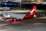 Cozy Gotoさんが、羽田空港で撮影したカンタス航空 747-438/ERの航空フォト(写真)