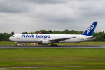 delawakaさんが、成田国際空港で撮影した全日空 767-381/ER(BCF)の航空フォト(飛行機 写真・画像)