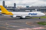 delawakaさんが、成田国際空港で撮影したポーラーエアカーゴ 747-45EF/SCDの航空フォト(飛行機 写真・画像)