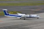 ワイエスさんが、中部国際空港で撮影したANAウイングス DHC-8-402Q Dash 8の航空フォト(飛行機 写真・画像)