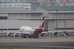 camelliaさんが、羽田空港で撮影したカンタス航空 747-438/ERの航空フォト(写真)