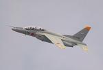ちゃぽんさんが、入間飛行場で撮影した航空自衛隊 T-4の航空フォト(飛行機 写真・画像)