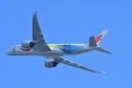 T.Sazenさんが、関西国際空港で撮影した中国国際航空 A350-941XWBの航空フォト(写真)