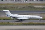 camelliaさんが、羽田空港で撮影したプライベート・ジェット・エクスペディション G-V Gulfstream Vの航空フォト(写真)