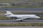 camelliaさんが、羽田空港で撮影したPacific Jets Falcon 2000LXの航空フォト(写真)