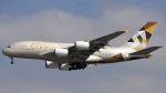 やまちゃんさんが、仁川国際空港で撮影したエティハド航空 A380-861の航空フォト(飛行機 写真・画像)