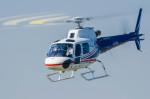 NCT310さんが、東京ヘリポートで撮影したエアバス・ヘリコプターズ・ジャパン AS350B3 Ecureuilの航空フォト(飛行機 写真・画像)