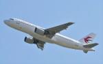鉄バスさんが、関西国際空港で撮影した中国東方航空 A320-214の航空フォト(飛行機 写真・画像)