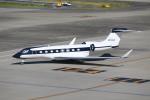 utarou on NRTさんが、羽田空港で撮影したプライベートエア G650 (G-VI)の航空フォト(飛行機 写真・画像)