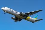 Ariesさんが、函館空港で撮影したAIR DO 767-33A/ERの航空フォト(写真)