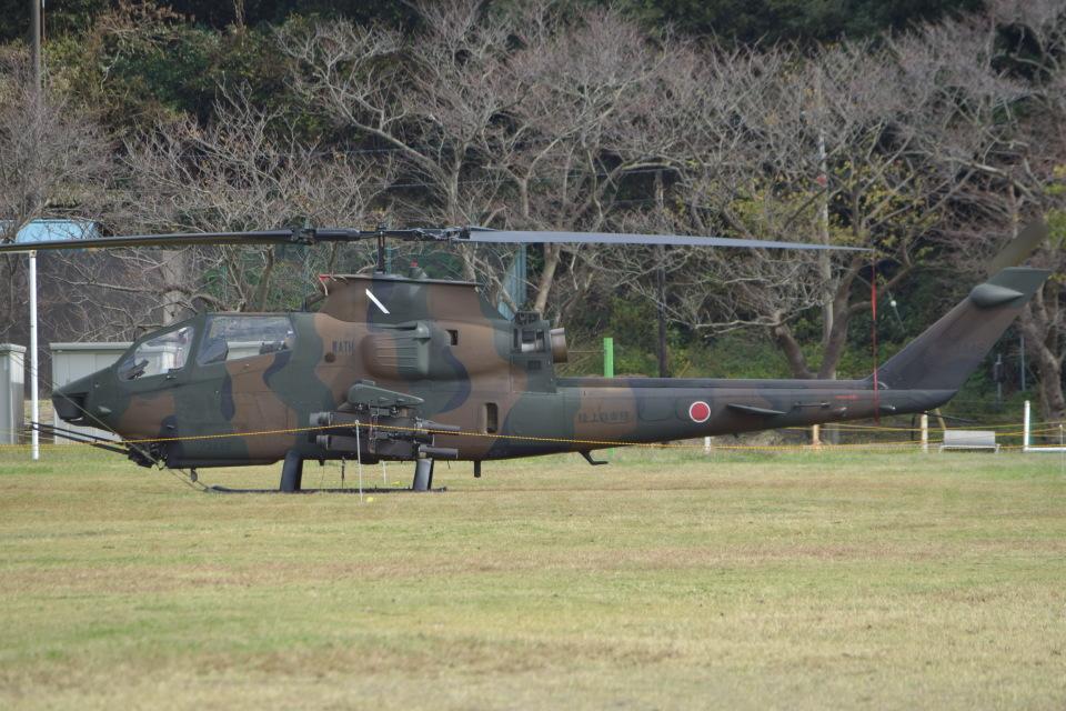 東空さんの陸上自衛隊 Fuji AH-1S (73446) 航空フォト