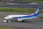 OS52さんが、羽田空港で撮影した全日空 737-54Kの航空フォト(写真)