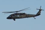 sepia2016さんが、茨城空港で撮影したアメリカ陸軍 UH-60L Black Hawk (S-70A)の航空フォト(写真)