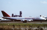 tassさんが、成田国際空港で撮影したノースウエスト航空 747-251F/SCDの航空フォト(飛行機 写真・画像)