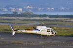Gambardierさんが、岡南飛行場で撮影した日本法人所有 AS350B3 Ecureuilの航空フォト(写真)