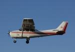 だいまる。さんが、岡南飛行場で撮影した朝日航空 172S Skyhawk SPの航空フォト(飛行機 写真・画像)