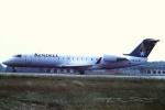 tassさんが、成田国際空港で撮影したケンデル・エアラインズ CL-600-2B19 Regional Jet CRJ-200ERの航空フォト(飛行機 写真・画像)