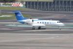 utarou on NRTさんが、成田国際空港で撮影した金鹿航空 G-IV-X Gulfstream G450の航空フォト(写真)