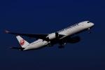 akinarin1989さんが、福岡空港で撮影した日本航空 A350-941XWBの航空フォト(写真)