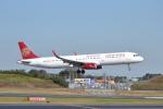 厦龙さんが、成田国際空港で撮影した吉祥航空 A321-231の航空フォト(写真)