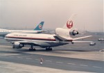 エルさんが、羽田空港で撮影した日本航空 DC-10-40Dの航空フォト(写真)