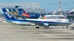 coolinsjpさんが、関西国際空港で撮影した全日空 767-381/ERの航空フォト(写真)