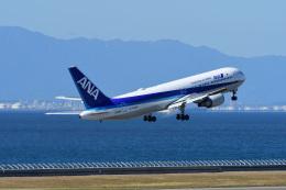 Dream2016さんが、中部国際空港で撮影した全日空 767-381/ERの航空フォト(飛行機 写真・画像)