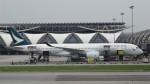 westtowerさんが、スワンナプーム国際空港で撮影したキャセイパシフィック航空 A350-941XWBの航空フォト(写真)
