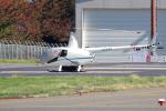 yabyanさんが、松本空港で撮影したつくば航空 R44 Clipper IIの航空フォト(飛行機 写真・画像)