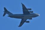 NFファンさんが、厚木飛行場で撮影したオーストラリア空軍 C-17A Globemaster IIIの航空フォト(写真)