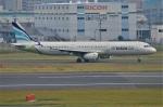 amagoさんが、福岡空港で撮影したエアプサン A321-231の航空フォト(写真)