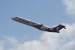 kuro2059さんが、ダニエル・K・イノウエ国際空港で撮影したハワイアン航空 717-2BLの航空フォト(写真)
