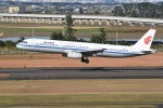 kumagorouさんが、仙台空港で撮影した中国国際航空 A321-232の航空フォト(飛行機 写真・画像)