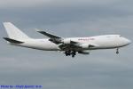 Chofu Spotter Ariaさんが、成田国際空港で撮影したカリッタ エア 747-4B5F/SCDの航空フォト(飛行機 写真・画像)