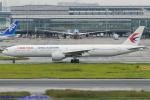 Chofu Spotter Ariaさんが、羽田空港で撮影した中国東方航空 777-39P/ERの航空フォト(飛行機 写真・画像)