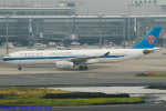Chofu Spotter Ariaさんが、羽田空港で撮影した中国南方航空 A330-343Xの航空フォト(飛行機 写真・画像)