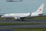 Chofu Spotter Ariaさんが、羽田空港で撮影したオーストラリア空軍 737-7DF BBJの航空フォト(飛行機 写真・画像)