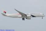 Chofu Spotter Ariaさんが、成田国際空港で撮影したマレーシア航空 A350-941XWBの航空フォト(飛行機 写真・画像)