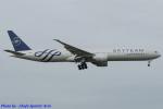 Chofu Spotter Ariaさんが、成田国際空港で撮影したエールフランス航空 777-328/ERの航空フォト(飛行機 写真・画像)