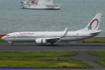 Chofu Spotter Ariaさんが、羽田空港で撮影したモロッコ政府 737-8KB BBJ2の航空フォト(写真)