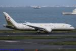 Chofu Spotter Ariaさんが、羽田空港で撮影したブルネイ政府 787-8 Dreamlinerの航空フォト(写真)